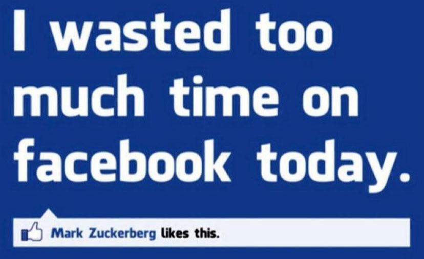 ¿Es el Tiempo Que tu Pasas en Facebook una Pérdida de Tiempo?